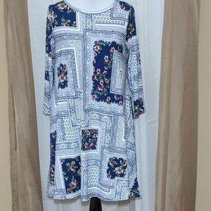 Medium Honey & Lace Brea Dress